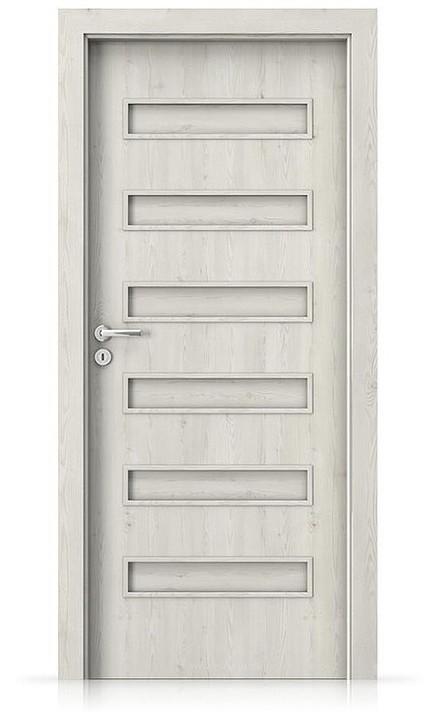 Interiérové dveře Porta FIT F.0 Portasynchro 3D BOROVICE NORSKÁ