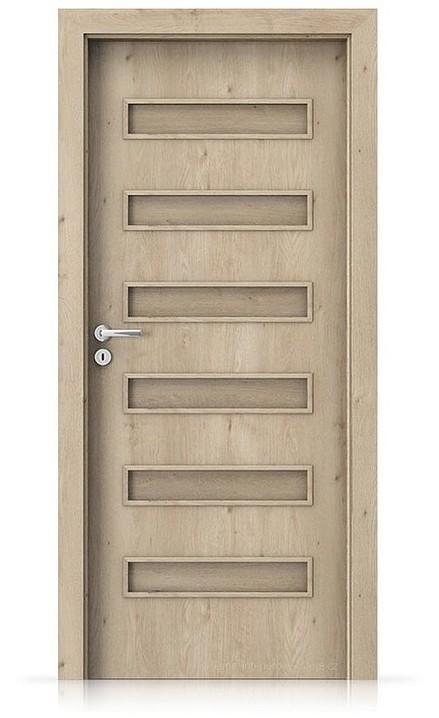 Interiérové dveře Porta FIT F.0 Portaperfect 3D DUB KLASICKÝ