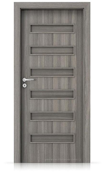 Interiérové dveře Porta FIT F.0 Laminát CPL HQ DUB MILANO 4