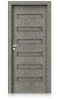 Interiérové dveře Porta FIT F.0 Laminát CPL HQ BETON SVĚTLÝ