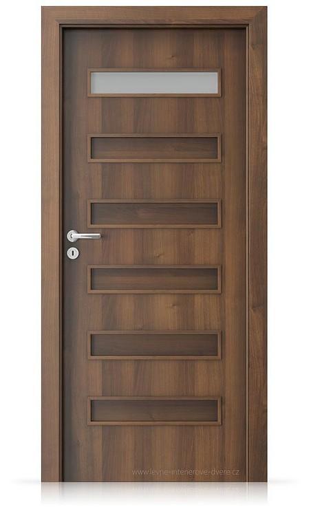 Interiérové dveře Porta FIT F.1 Portadecor OŘECH