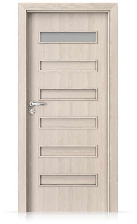 Interiérové dveře Porta FIT F.1 Portadecor OŘECH BĚLENÝ