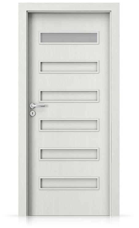 Interiérové dveře Porta FIT F.1 Portasynchro 3D WENGE WHITE