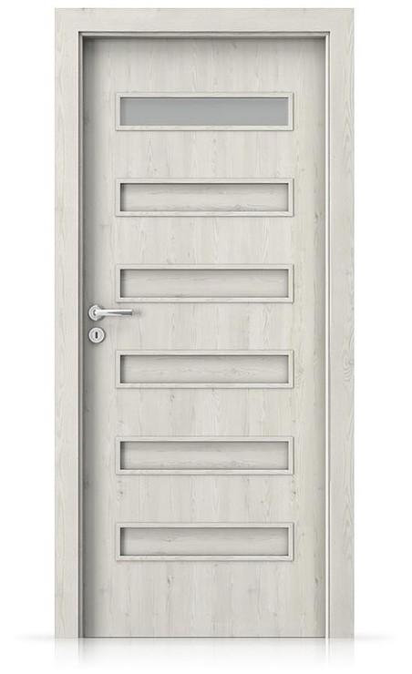 Interiérové dveře Porta FIT F.1 Portasynchro 3D BOROVICE NORSKÁ