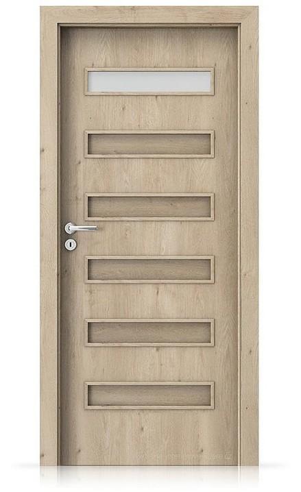 Interiérové dveře Porta FIT F.1 Portaperfect 3D DUB KLASICKÝ