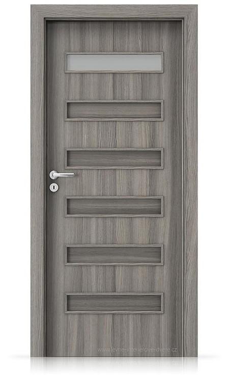 Interiérové dveře Porta FIT F.1 Laminát CPL HQ DUB MILANO 4