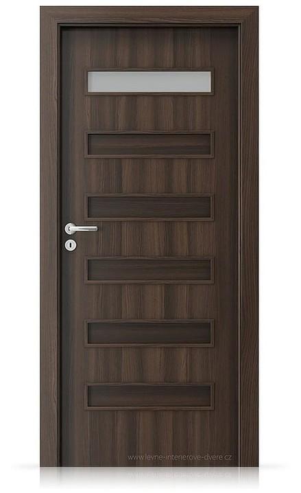 Interiérové dveře Porta FIT F.1 Laminát CPL HQ DUB MILANO 5