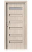 Interiérové dveře Porta FIT F.1 Laminát CPL HQ OŘECH BĚLENÝ