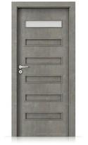 Interiérové dveře Porta FIT F.1 Laminát CPL HQ BETON SVĚTLÝ