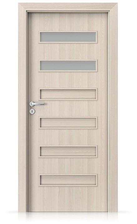 Interiérové dveře Porta FIT F.2 Portadecor OŘECH BĚLENÝ