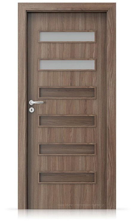 Interiérové dveře Porta FIT F.2 Portadecor OŘECH VERONA 2