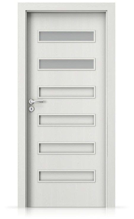 Interiérové dveře Porta FIT F.2 Portasynchro 3D WENGE WHITE