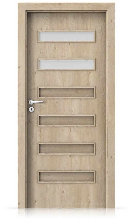 Interiérové dveře Porta FIT F.2 Portaperfect 3D DUB KLASICKÝ