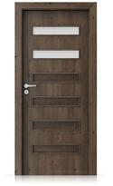 Interiérové dveře Porta FIT F.2 Portaperfect 3D DUB JIŽNÍ