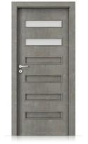 Interiérové dveře Porta FIT F.2 Laminát CPL HQ BETON SVĚTLÝ