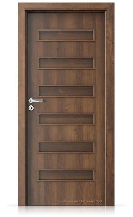 Interiérové dveře Porta FIT F.3 Portadecor OŘECH