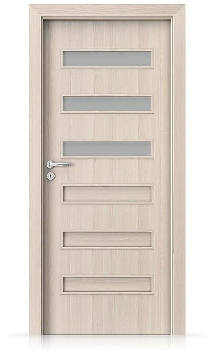 Interiérové dveře Porta FIT F.3 Portadecor OŘECH BĚLENÝ