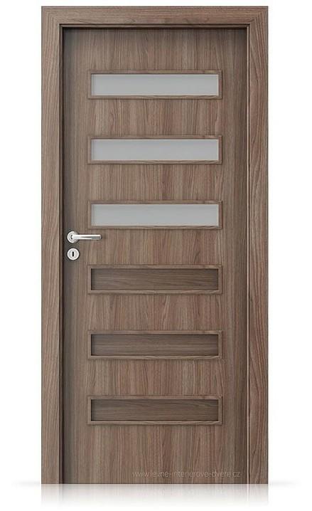 Interiérové dveře Porta FIT F.3 Portadecor OŘECH VERONA 2