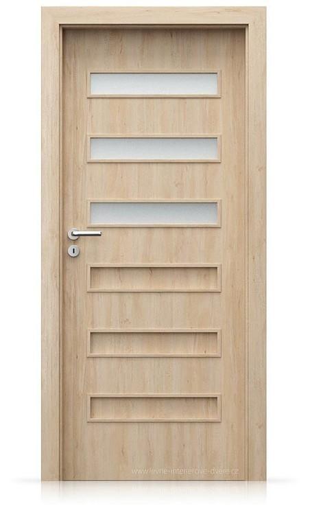 Interiérové dveře Porta FIT F.3 Portaperfect 3D BUK SKANDINÁVSKÝ