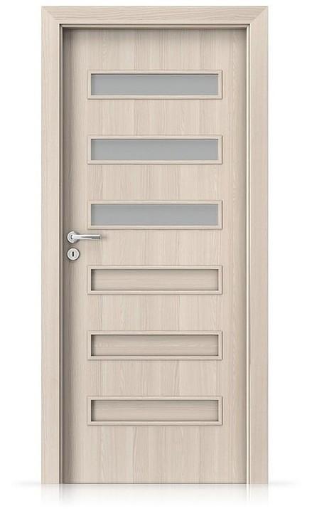 Interiérové dveře Porta FIT F.3 Laminát CPL HQ OŘECH BĚLENÝ