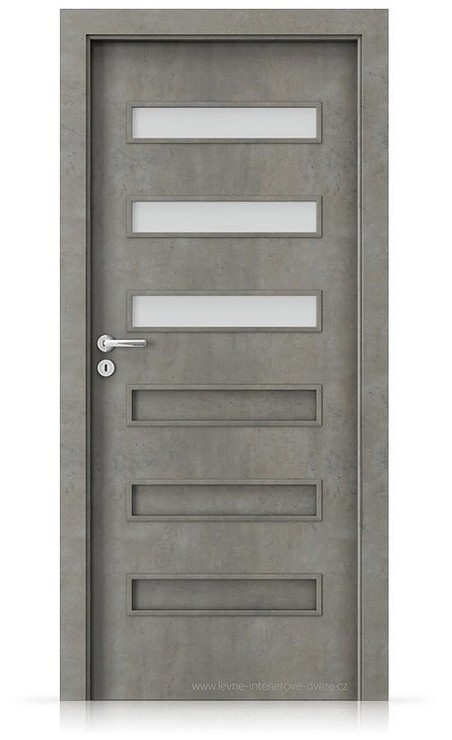 Interiérové dveře Porta FIT F.3 Laminát CPL HQ BETON SVĚTLÝ