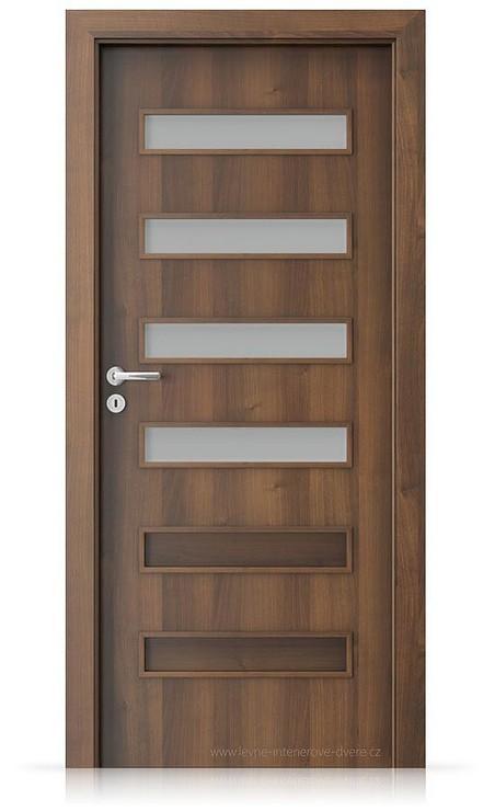 Interiérové dveře Porta FIT F.4 Portadecor OŘECH