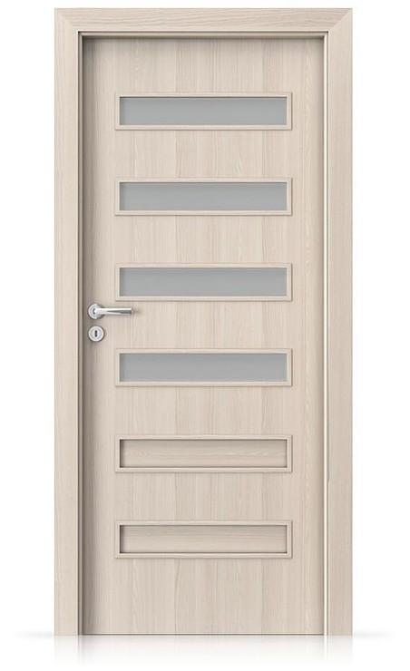 Interiérové dveře Porta FIT F.4 Portadecor OŘECH BĚLENÝ