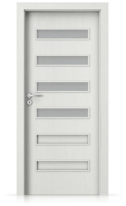 Interiérové dveře Porta FIT F.4 Portasynchro 3D WENGE WHITE