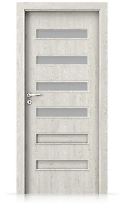 Interiérové dveře Porta FIT F.4 Portasynchro 3D BOROVICE NORSKÁ