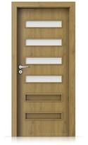 Interiérové dveře Porta FIT F.4 Portaperfect 3D DUB PŘÍRODNÍ