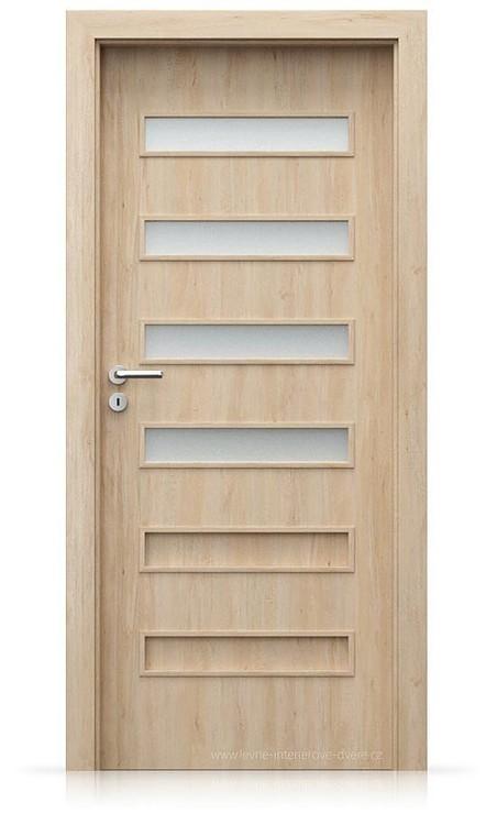 Interiérové dveře Porta FIT F.4 Portaperfect 3D BUK SKANDINÁVSKÝ
