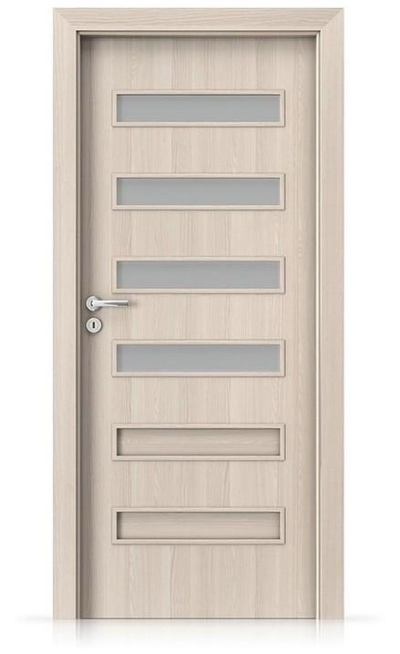 Interiérové dveře Porta FIT F.4 Laminát CPL HQ OŘECH BĚLENÝ