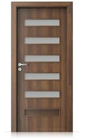Interiérové dveře Porta FIT F.5 Portadecor OŘECH