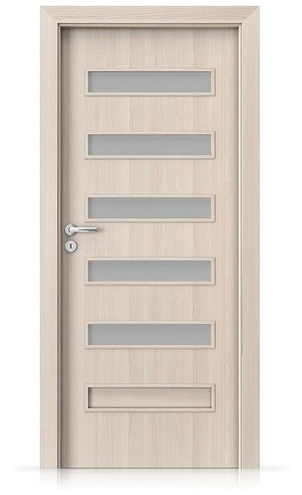 Interiérové dveře Porta FIT F.5 Portadecor OŘECH BĚLENÝ