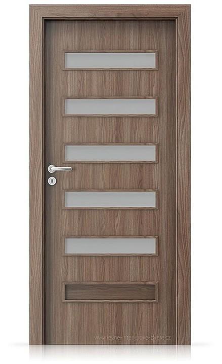 Interiérové dveře Porta FIT F.5 Portadecor OŘECH VERONA 2