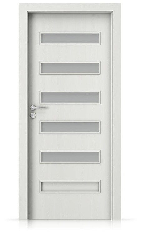 Interiérové dveře Porta FIT F.5 Portasynchro 3D WENGE WHITE