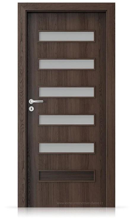 Interiérové dveře Porta FIT F.5 Portaperfect 3D DUB HAVANA