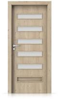 Interiérové dveře Porta FIT F.5 Portaperfect 3D DUB KLASICKÝ