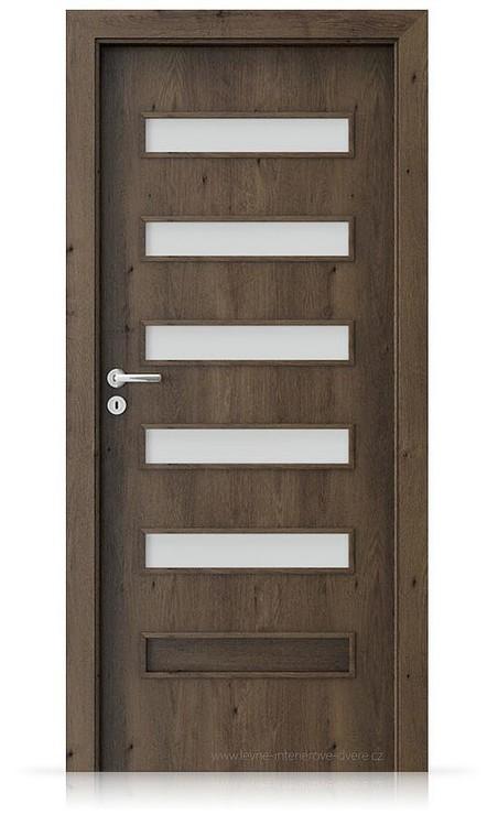 Interiérové dveře Porta FIT F.5 Portaperfect 3D DUB JIŽNÍ