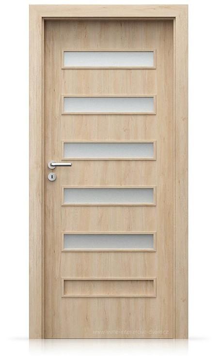 Interiérové dveře Porta FIT F.5 Portaperfect 3D BUK SKANDINÁVSKÝ