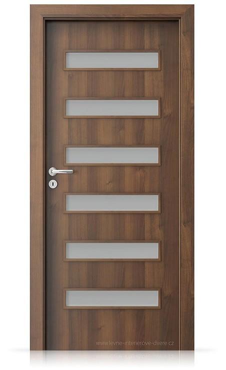 Interiérové dveře Porta FIT F.6 Portadecor OŘECH