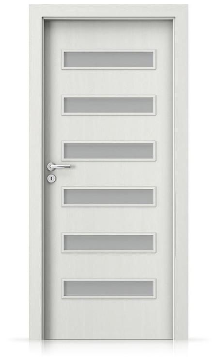 Interiérové dveře Porta FIT F.6 Portasynchro 3D WENGE WHITE