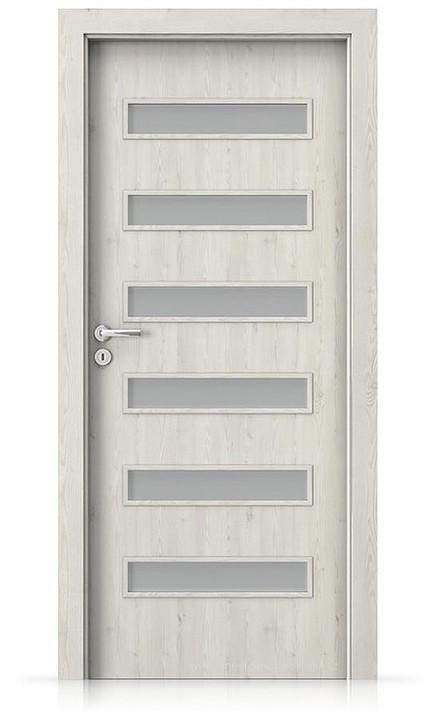 Interiérové dveře Porta FIT F.6 Portasynchro 3D BOROVICE NORSKÁ