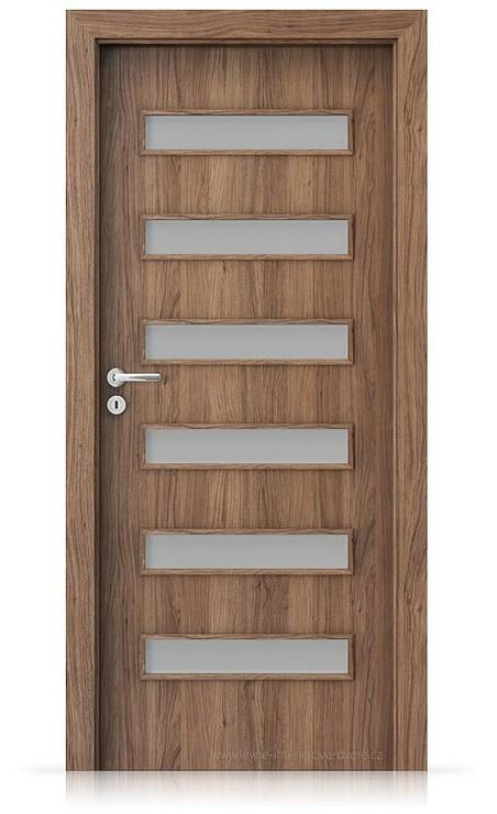Interiérové dveře Porta FIT F.6 Portaperfect 3D DUB KALIFORNIA