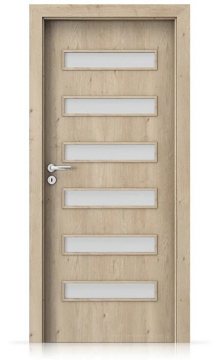 Interiérové dveře Porta FIT F.6 Portaperfect 3D DUB KLASICKÝ