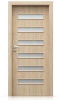 Interiérové dveře Porta FIT F.6 Portaperfect 3D BUK SKANDINÁVSKÝ