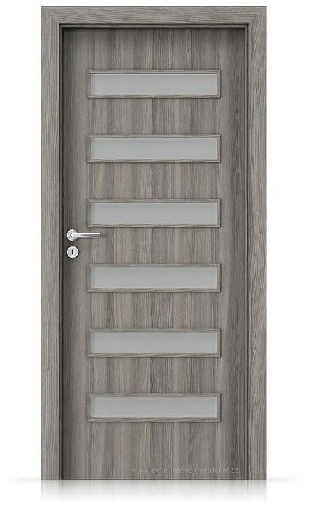 Interiérové dveře Porta FIT F.6 Laminát CPL HQ DUB MILANO 4