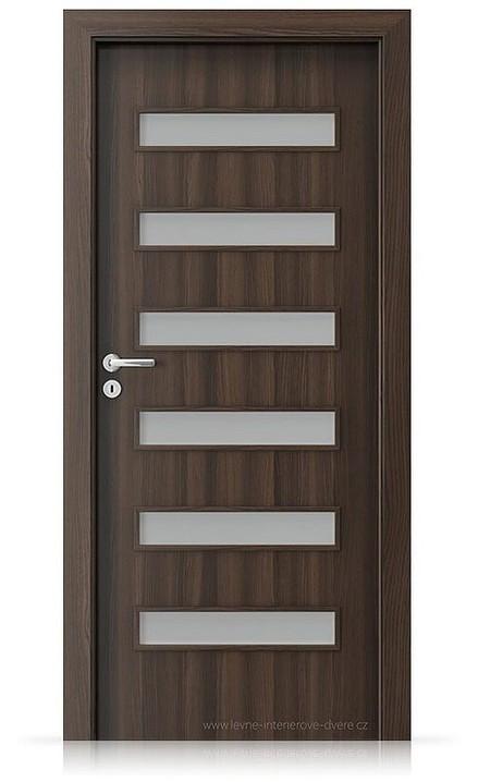 Interiérové dveře Porta FIT F.6 Laminát CPL HQ DUB MILANO 5