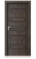 Interiérové dveře Porta FIT G.0 Portasynchro 3D DUB TMAVÝ