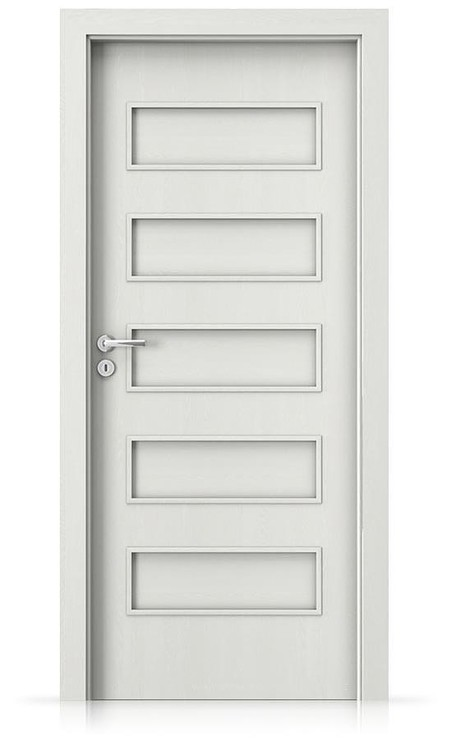 Interiérové dveře Porta FIT G.0 Portasynchro 3D WENGE WHITE